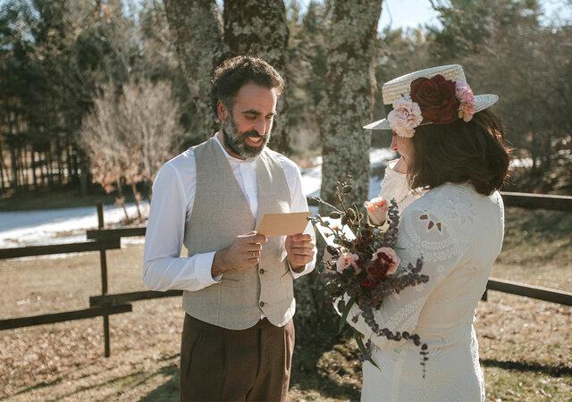"""""""Sí, quiero"""", diez años más y todos los que vengan: la renovación de votos más romántica"""