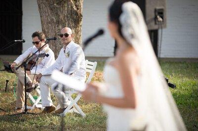 Los 4 momentos musicales de tu boda: ¡Descúbrelos!