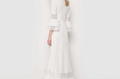 10 belles robes de mariée tendances à moins de 500 euros!