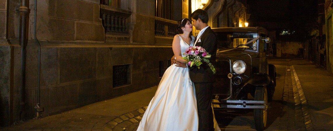 Ángela y Cristóbal, el uno para el otro ¡por siempre y para siempre!