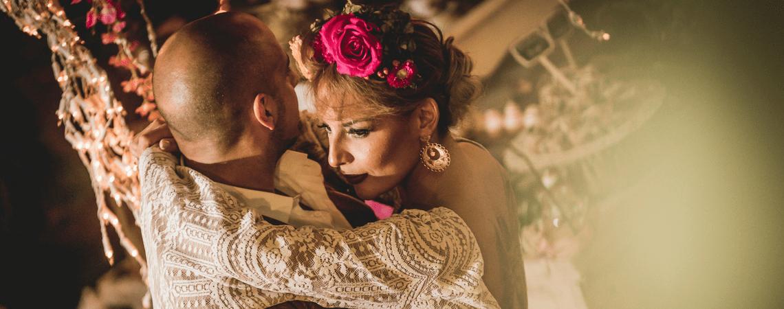 ¡Mágica y original! Así fue la boda de la Wedding Planner Claudia Holguín