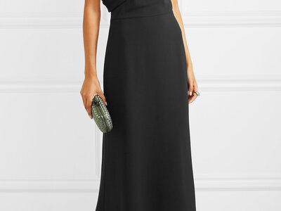 Schwarze Kleider für Hochzeitsgäste: Strahlend schön in in das große Fest starten
