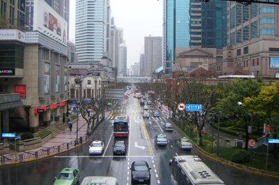 Luna de miel en la lujosa ciudad de Shanghái.
