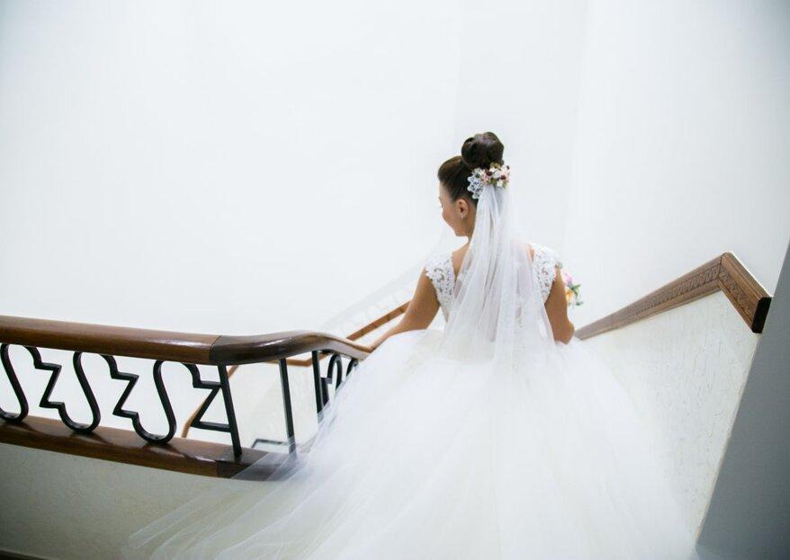 De cine: la boda de Abigail y Kike