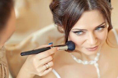 Cómo elegir al maquillador perfecto para tu boda: 10 consejos para reconocerlo