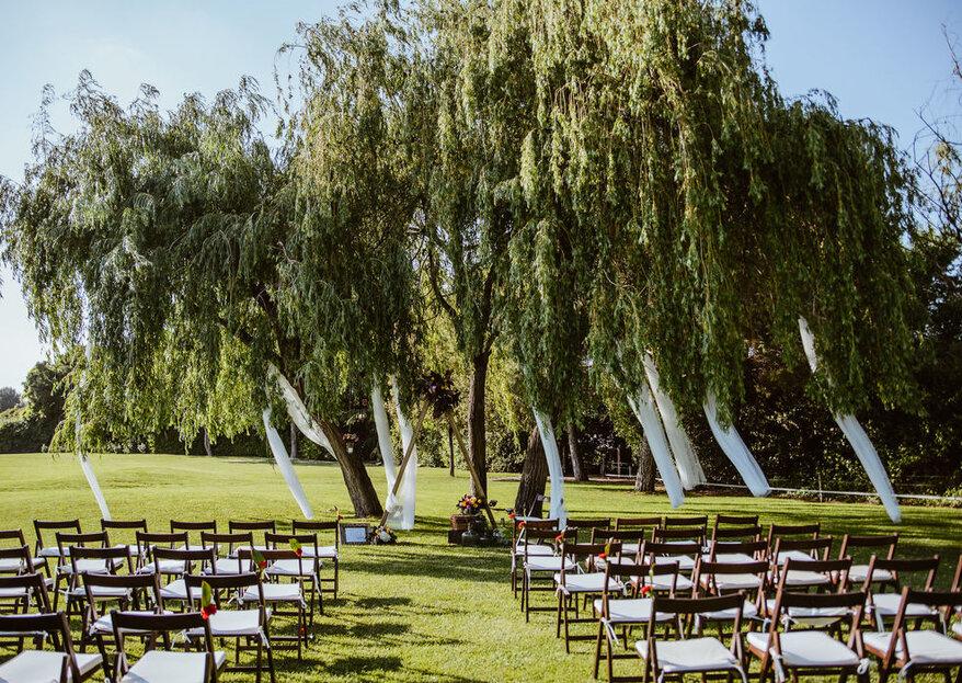 Splendid Events se doctora como wedding planner a través de su nueva joya: Mas Bonvilar