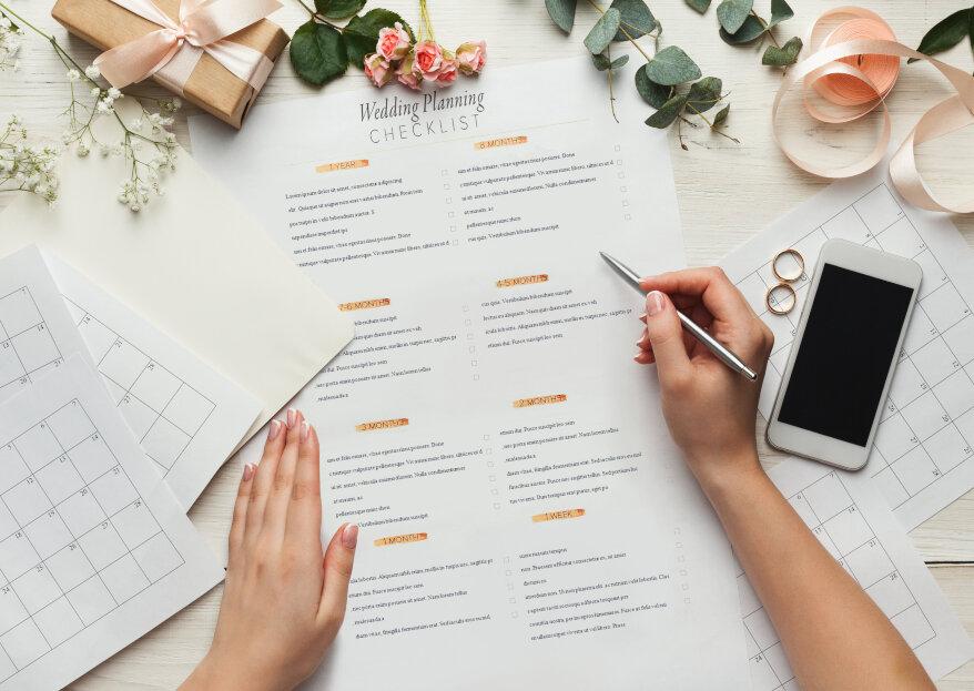 Cómo elegir wedding planner de mi matrimonio: ¡los 5 pasos para tomar esta decisión!