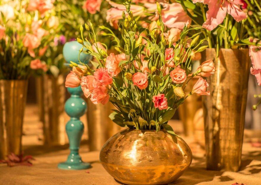 Matrimonios en color bronce: atrévete con la tendencia más elegante y moderna