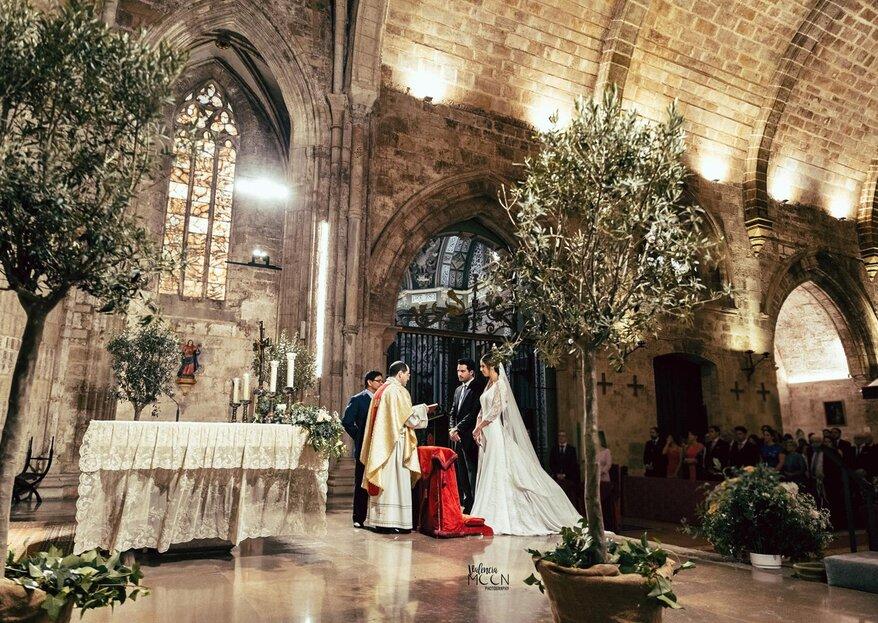 Valencia Moon Photography: un reportaje de boda que refleja todo lo bello y lo emotivo