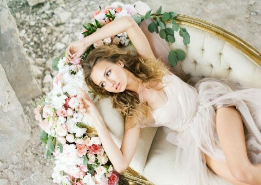 Весенняя невеста: стильные детали вашего образа!