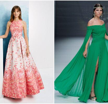 120 Vestidos De Fiesta 2020 Tendencias Para Impactar En