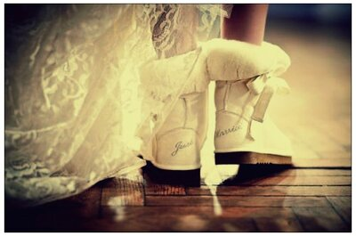 Matrimonio in inverno: quando l'istinto di sopravvivenza gioca a favore del glamour
