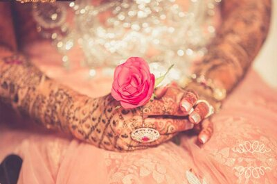 5 Moments you have to experience during your mehendi ceremony
