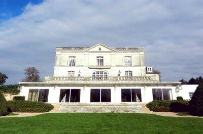 Château Bouret, un lieu de réception d'exception entre nature et Histoire