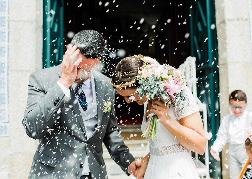Como calcular o orçamento do meu casamento: 5 passos imprescindíveis