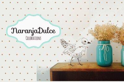Invitaciones de Boda: diseño personal y lleno de amor con Naranjadulce Celebrations
