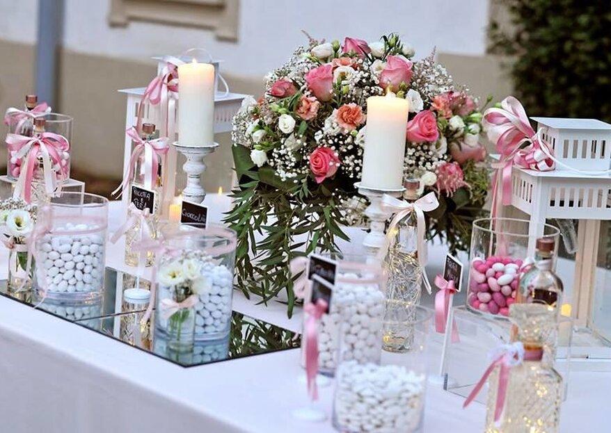 Come scegliere le bomboniere perfette per i vostri invitati: 5 tips infallibili