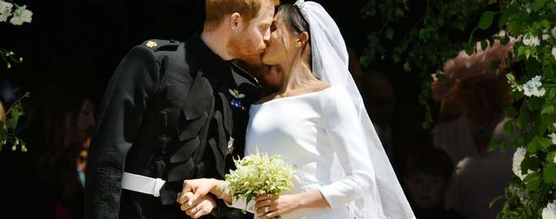 5 Things We Weren't Expecting From The Royal Wedding