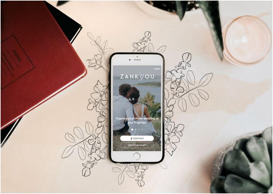 Las 10 apps que te ayudarán en la organización de tu boda
