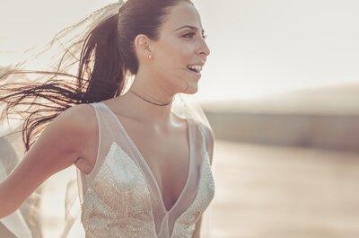Hábitos saludables: Inícialos antes de la boda y ¡luce radiante!