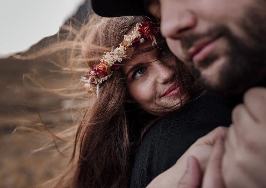 Elopement Hochzeit - was ist das eigentlich? Und wie plant man ein Elopement?