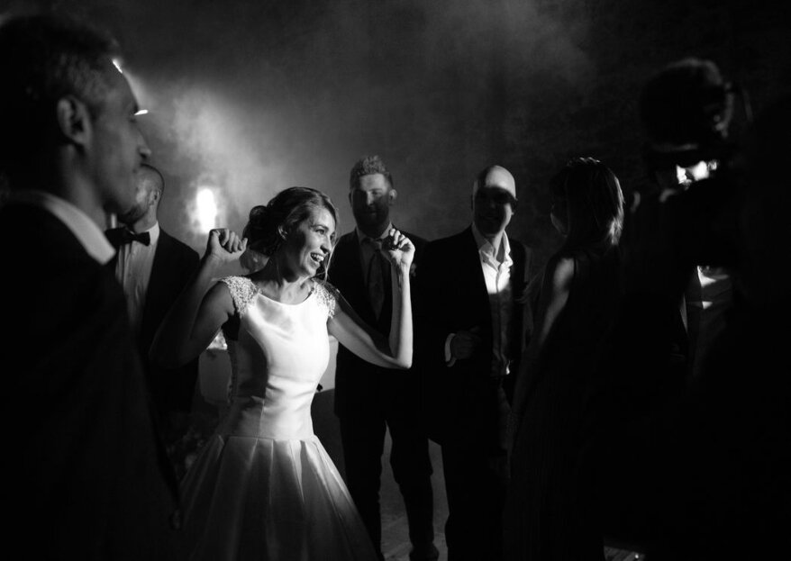 Roberto Candido: un matrimonio all'insegna delle emozioni, tutte raccolte nel vostro reportage di nozze