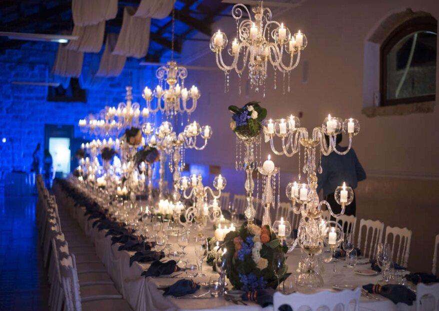 La location ideale per un matrimonio bucolico e sofisticato: Baglio Regia Corte