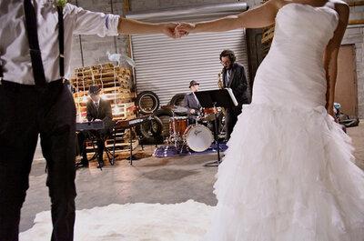 Música de Jazz para el día de tu boda