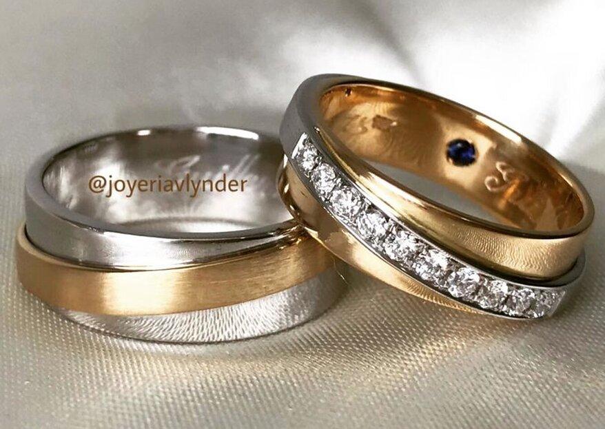 d2fd6769662c Los cuatro puntos a definir con tu joyero sobre tus argollas de boda según  Joyería Vlynder