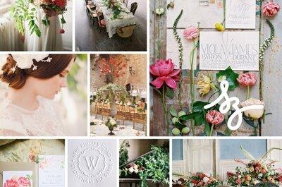 Tu boda envuelta en la magia de un jardín de flores multicolor