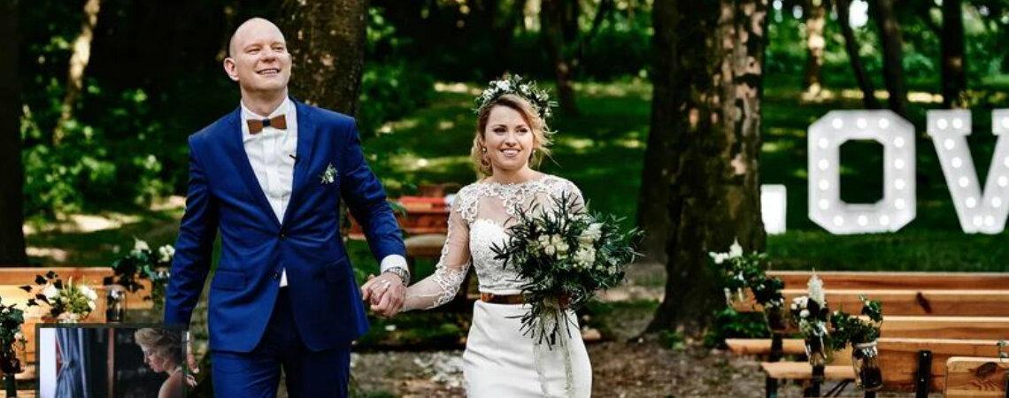 Video ślubne Karoliny i Łukasza ich