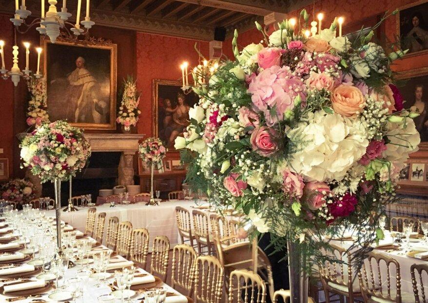 Fleurs de Prestige : des créations d'exception et des attentions délicates pour la décoration florale de votre mariage
