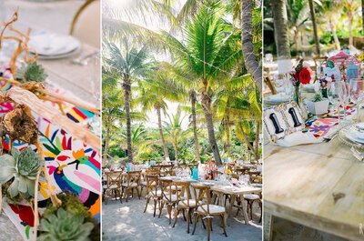 Las 12 mejores y más originales ideas para una boda al aire libre