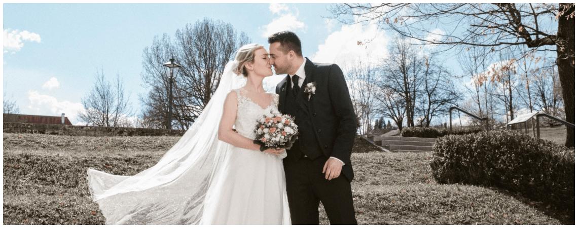 Die rustikale Hochzeit von Julia & Nico auf dem Landgasthof Lenderstuben