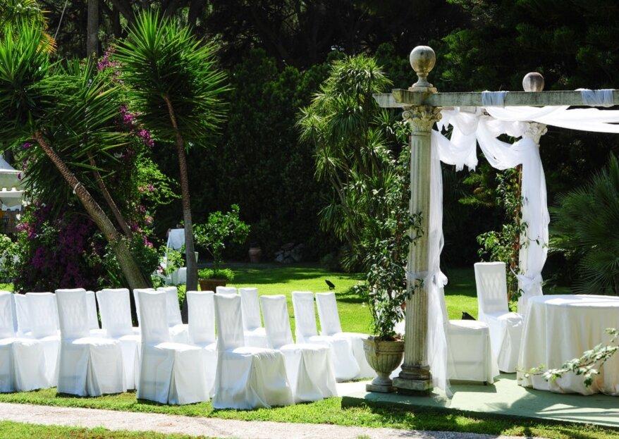 La Villa dei Principi: un bacio lungo una vita nella villa del vostro matrimonio