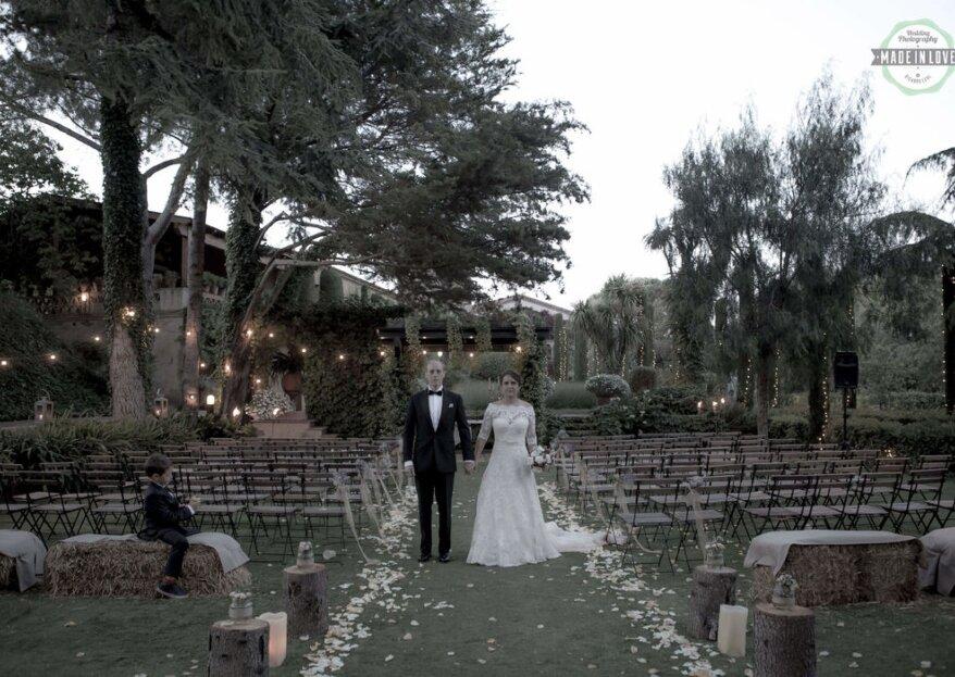 Made in Love Wedding Photography: la seguridad de tener un reportaje completo y un recuerdo para toda la vida