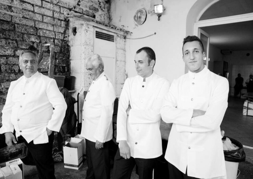 4 proposte Made in Italy per il vostro menù di nozze: Mencarelli Group Roma Catering & Banqueting