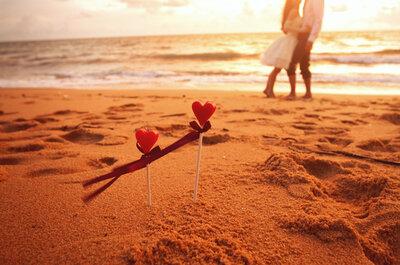 Mr. and Mrs. Valentine! Heiraten am Valentinstag