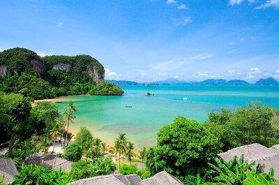 Thailand: the land of honeymoon dreams