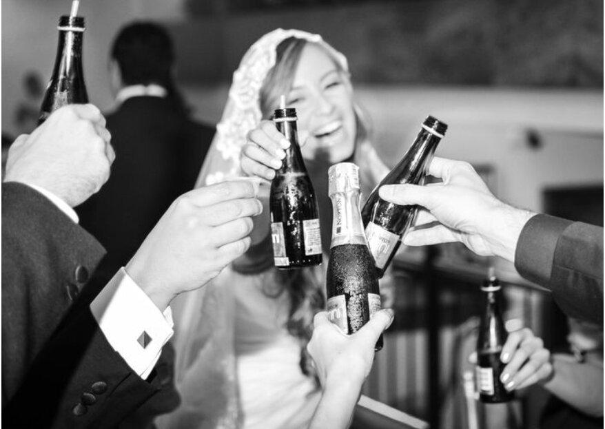Cómo evitar el guayabo después de la boda: ¡Atención al consejo 3!