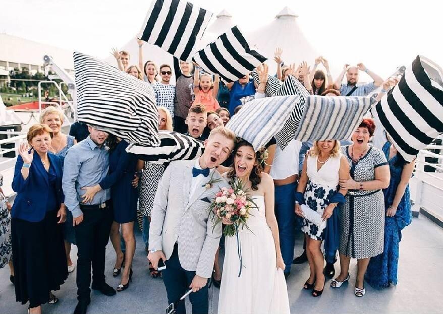 Как познакомить гостей на свадьбе? Советы и идеи профессионалов!