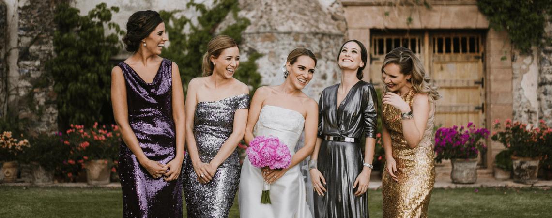 5 increíbles formas de pedirle a tus amigas que sean tus damas de honor ¡Nuestras lectoras responden!