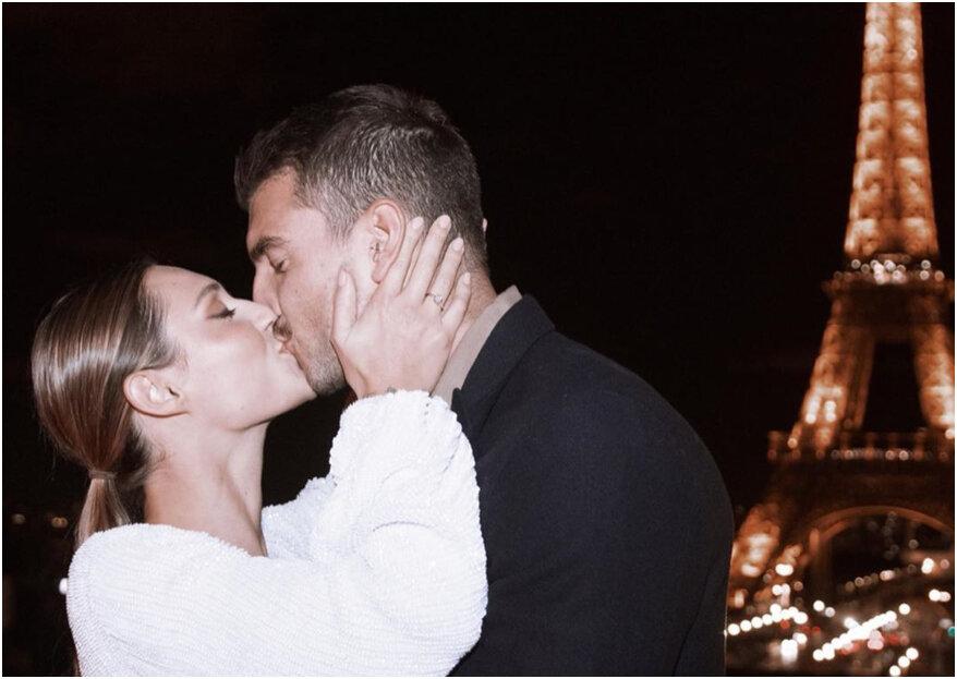 Beatrice Valli e Marco Fantini finalmente sposi!