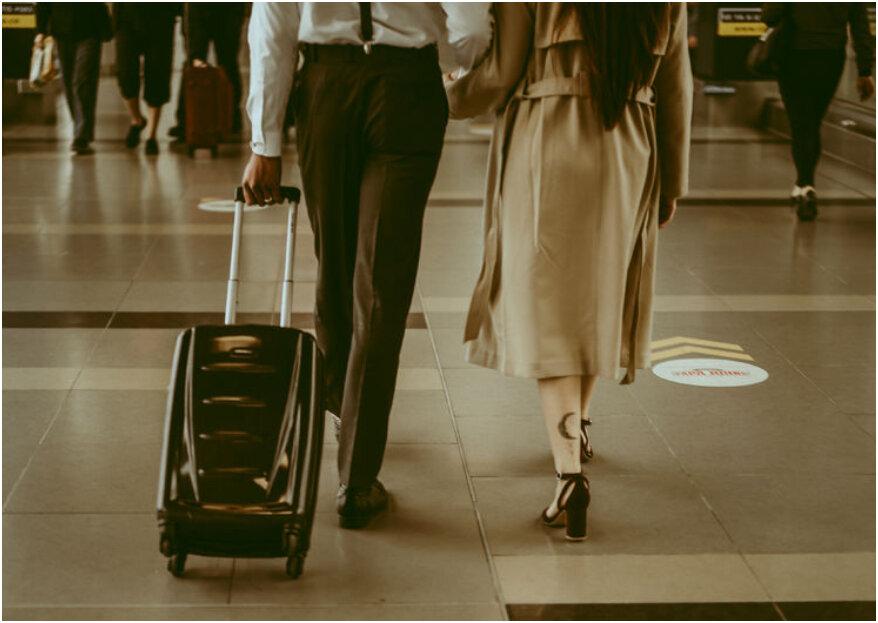¿Qué debes empacar para tu luna de miel? Los SÍ y NO de una maleta perfecta
