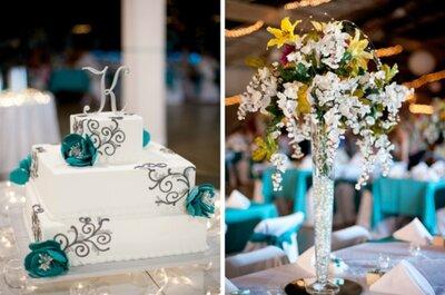 Cómo elegir los colores de la decoración de tu matrimonio. ¡No te pierdas ningún detalle!