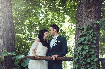 Il matrimonio di Giulia e Simone, ovvero: quando l'amore diventa poesia