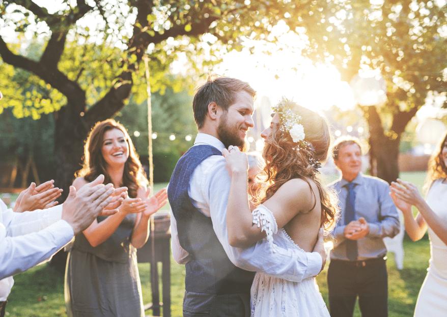 Eine kleine Hochzeit feiern: So heiraten Sie im kleinen Kreis!