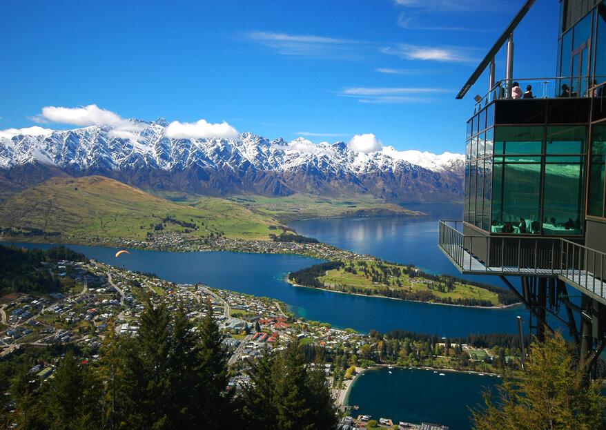 Luna de miel en Nueva Zelanda: el destino perfecto para un viaje lleno de aventuras y romanticismo