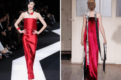 Tendencias de la semana de la moda en Paris para invitadas de boda 2013
