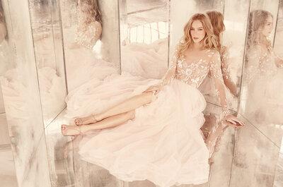 Todos los consejos que necesitas para elegir tu vestido de novia con éxito
